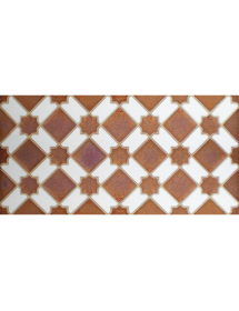 Arabian relief copper tiles MZ-001-91