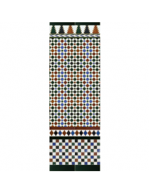 Mosaico Relieve MZ-M001-00