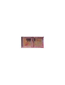 Azulejo Cobre Biselado Doble MZ-176-99